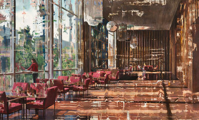 Dénesh Ghyczy, 'Memory Lounge', 2017