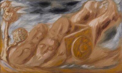 Roberto Barni, 'Senza Titolo', 1985
