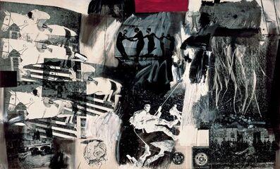 Robert Rauschenberg, 'Express', 1963
