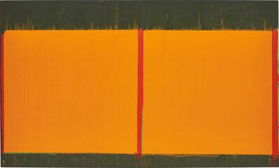 John Hoyland, '11.10.68', 1968