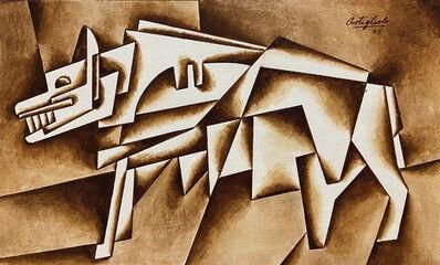 José Pedro Costigliolo, 'Dog', ca. 1949