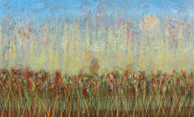 Bruce Rubenstein, 'Landscape With Gold', 2020