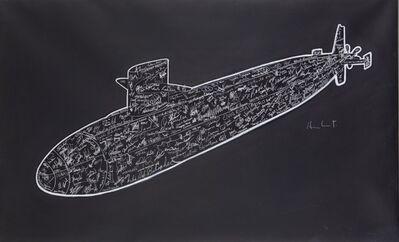 Esterio Segura Mora, 'Untitled (Submarine)'