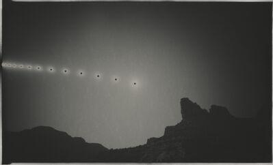 Chris McCaw, 'Sunburned GSP #724(Utah)', 2013