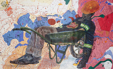 Jean David Nkot, 'www.//.hpp.PIETA.com.org', 2019