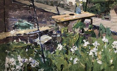 Fedor Zakharov, 'Irises Blossoming', 1982