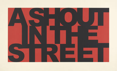 Kenny Hunter, 'A Shout In The Street', 2006
