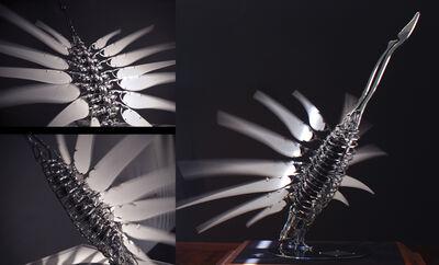U-Ram Choe, 'Nox Pennatus (Scientific name: Anmoroprsta Cetorhinus maximus Uram)', 2005