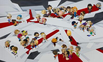 Han Yajuan 韩娅娟, 'Life's Little Carpet Ride', 2013