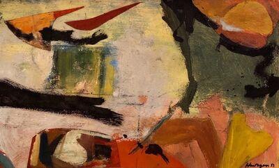 Grace Hartigan, 'Untitled', 1953