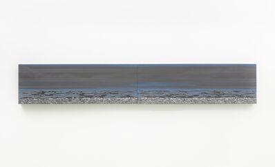 Teresita Fernández, 'Nocturnal (Horizon Blue Haze)', 2016