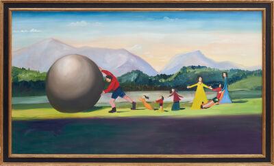 George Condo, 'Voyage of Sisyphus', 1995