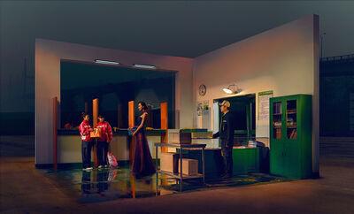 Quentin Shih, 'Dior Wu-Han B', 2012