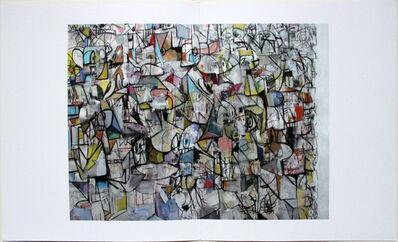 George Condo, 'Plate 15, Compression VI', 2011