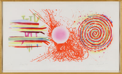 James Rosenquist, 'Rouge Pad', 1978