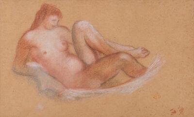 Aristide Maillol, 'Dina de Face', 1940