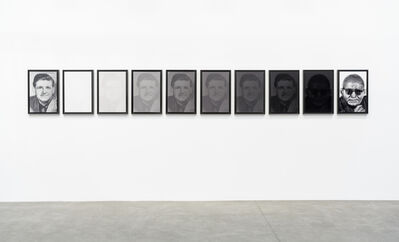 Mounir Fatmi, 'As A Black Man', 2013