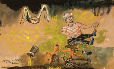 James Martin, 'Almost a Potato', 2013