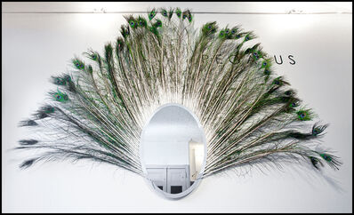 Sam Baron, 'Peacock Mirror', 2012