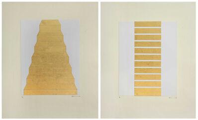 Zarina Hashmi, 'Untitled (Diptych)', 2013