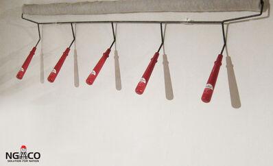 Aditya Novali, 'Paint Roller'