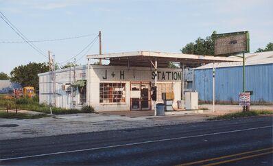 Rod Penner, 'J & H Service Station', 2012