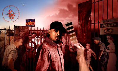 Chuck D, 'By the Time I Got to Arizona', 2011