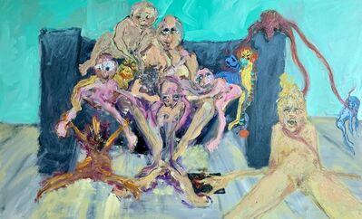 Eva Beresin, 'I won't get rid of the ghost I called', 2020