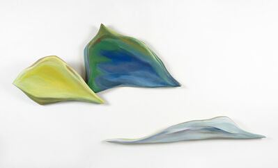 Lilian Thomas Burwell, 'Dolphinium', ca. 1990