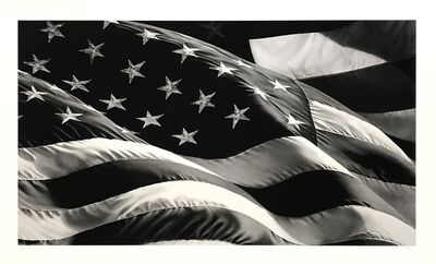 Robert Longo, 'Untitled (Flag)', 2013
