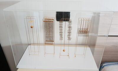 Fausto Melotti, 'Oro Tema e Variazione II-Tema', 1969-1971