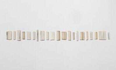 Marilá Dardot, 'Código desconhecido # 4', 2014