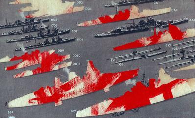 "Ray Sell, '""Sunk My Battleship""', 2017"
