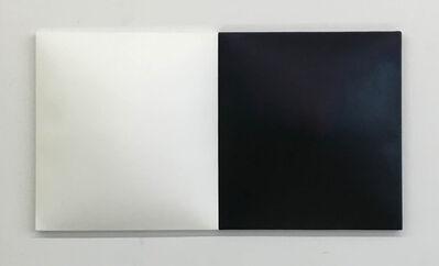 Dean Levin, 'A Conversation Piece (White & Indigo)', 2015