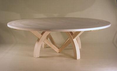 Petter Bjørn Southall, 'Sextant Circular Table', 2004