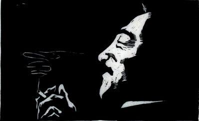 Ma Desheng, 'Smoker', 1980