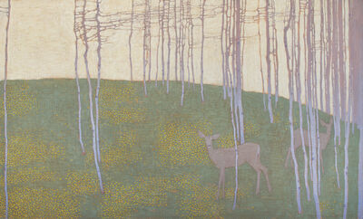 David Grossmann, 'Summer Forest Patterns', 2019