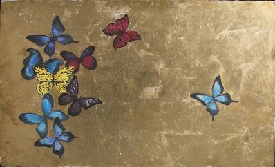 Alena Vavilina, 'Butterflies'