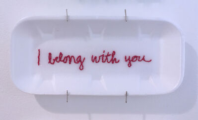 Katelyn Halpern, '500 Years to Forever:  I Belong With You', 2020