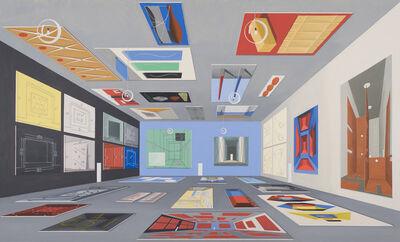 Thomas Huber (b.1955), 'Halle, Massgaben I', 2013