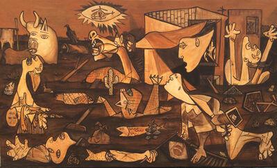 Mundano, 'Guernica em Brumadinho', 2019