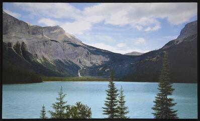 Michael French, 'Reflections Emerald Lake', 2009