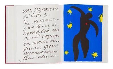 Henri Matisse, 'Jazz Portfolio'