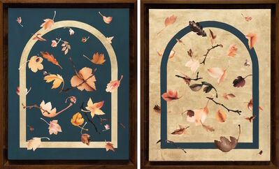 Jonathan Yeo, 'Père Lachaise (diptych)', 2015