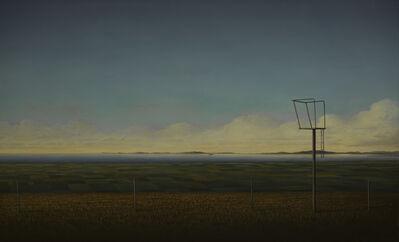 Adam Nudelman, 'Before my eyes were open', 2017