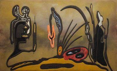 Abdellah Boukil, 'Volcano'