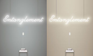 Rafael Lozano-Hemmer, 'Entanglement', 2005