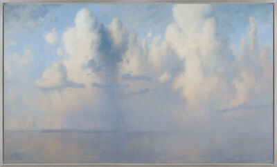 John Brandon Sills, 'Rising Clouds'