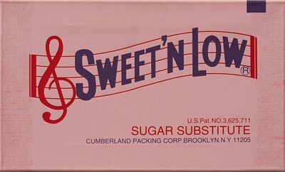 Sylvie Fleury, 'Sweet 'N Low', 1994