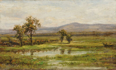 Jonathan Bradley Morse, 'Water-meadow'